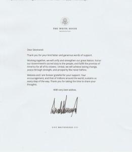 FromPresidentTrump