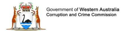 WACRIMEANDCORRUPTIONCOMMISSION