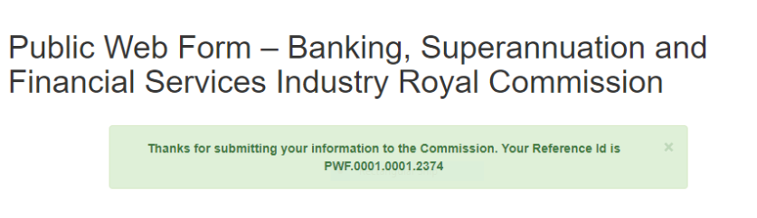BankingRoyalCommissionSubmission.PNG