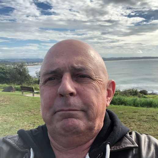 Me on our Stunning East Coast near Byron Bay